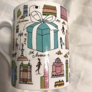 Tiffany & Co mug